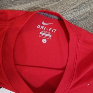 Nike Shirts - Men's Nike dry fit St. Louis Cardinals shirt large